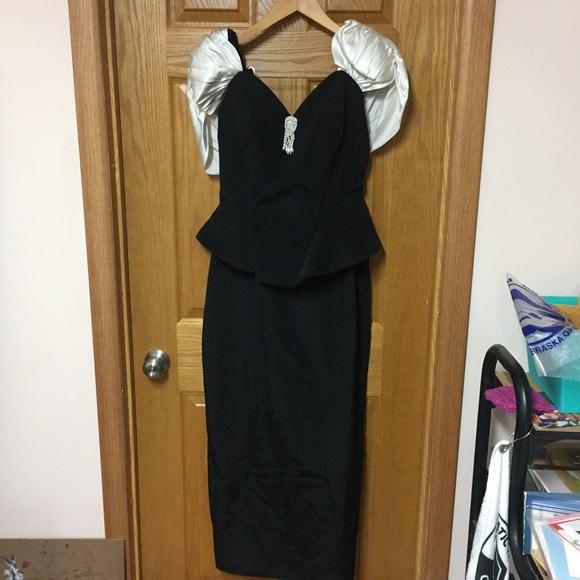 Vintage Dresses 80s Prom Dress Poshmark